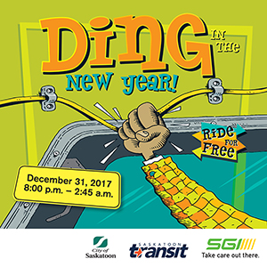 Ding in the New Year